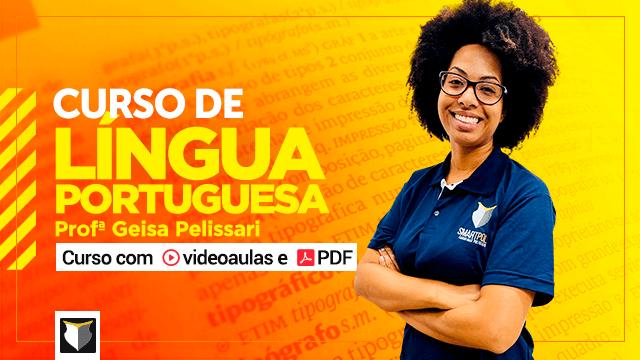 Curso de Língua Portuguesa