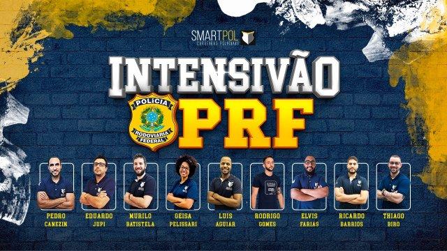 Intensivão - PRF
